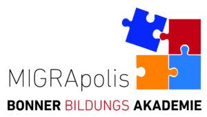 MIGRApolis Akademie Logo