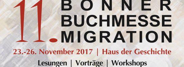 Bonner Buchmesse Migration 2017