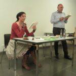 Lesung mit Maren Pfeifer und Hidir Celik