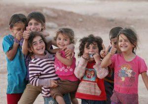 Syrische Flüchtlingskinder_Foto von Manar Bilal